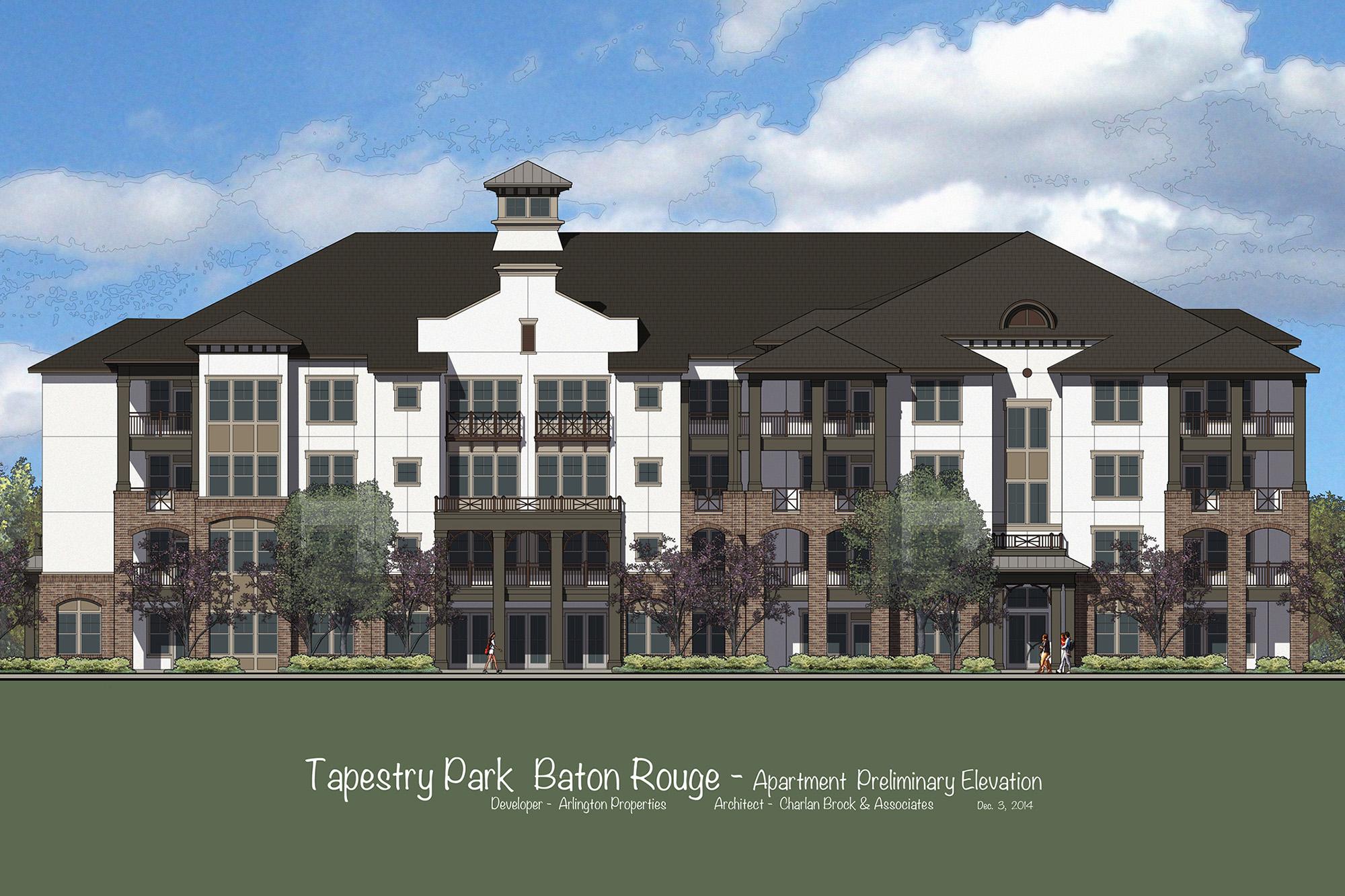 Tapestry Bocage Baton Rouge La Arlington Construction Services
